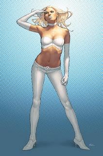 comic girl