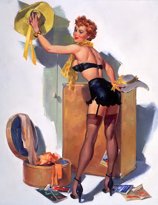 Joyce Ballantyne pin up