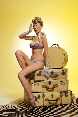 pin up lingerie