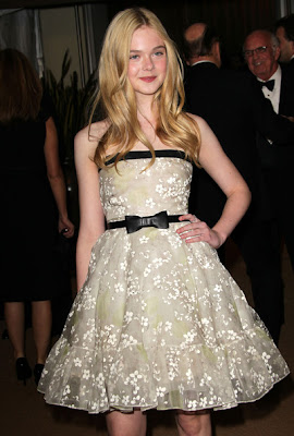 12 Year Old's Elle Fanning Looks So Pretty