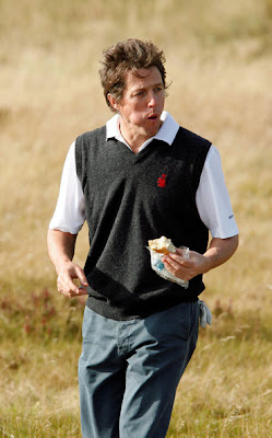 hugh grant eating