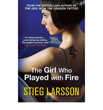 the girl who played with fire plot summary