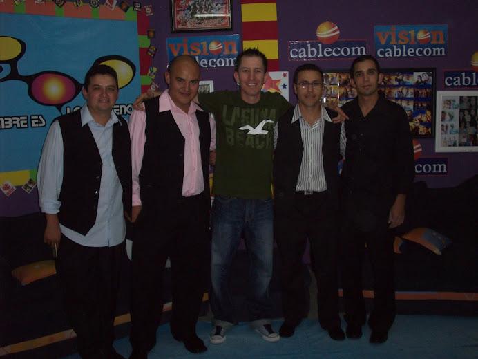 Grupo Erandi y conductor del programa El Nombre es lo de Menos