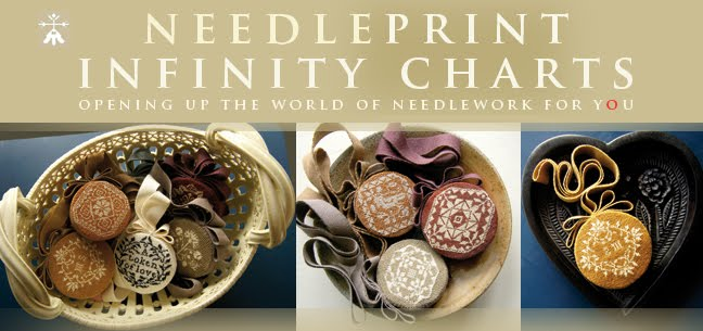Needleprint Infinity Charts