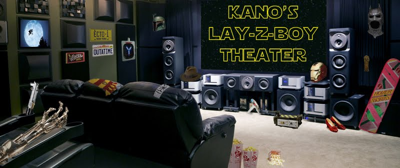 Kano&#39;s Lay-Z-Boy Theater
