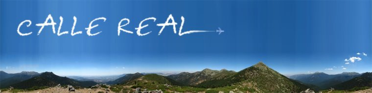CALLE REAL (Radio Villalba)