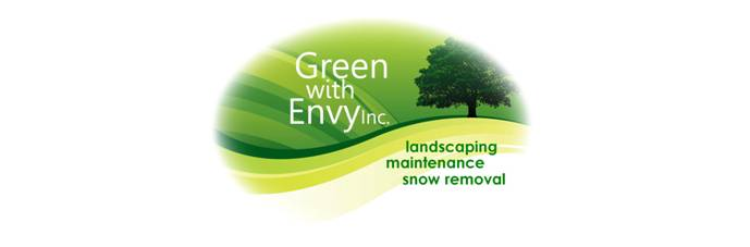 Green with Envy, Inc. - Landscaping, Lawn Care / Maintenance and Snow Removal