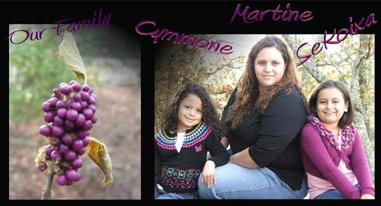 The Adventures of Martine, SeKoixa & Cymmone