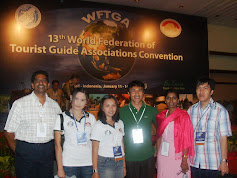 we are in WFTGA Bali