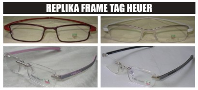 REPLIKA FRAME TAG HEUER