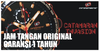 JAM TANGAN ORIGINAL CHRONOMASTER