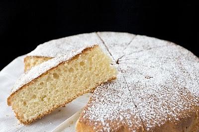 Lemon Cake Thermomix