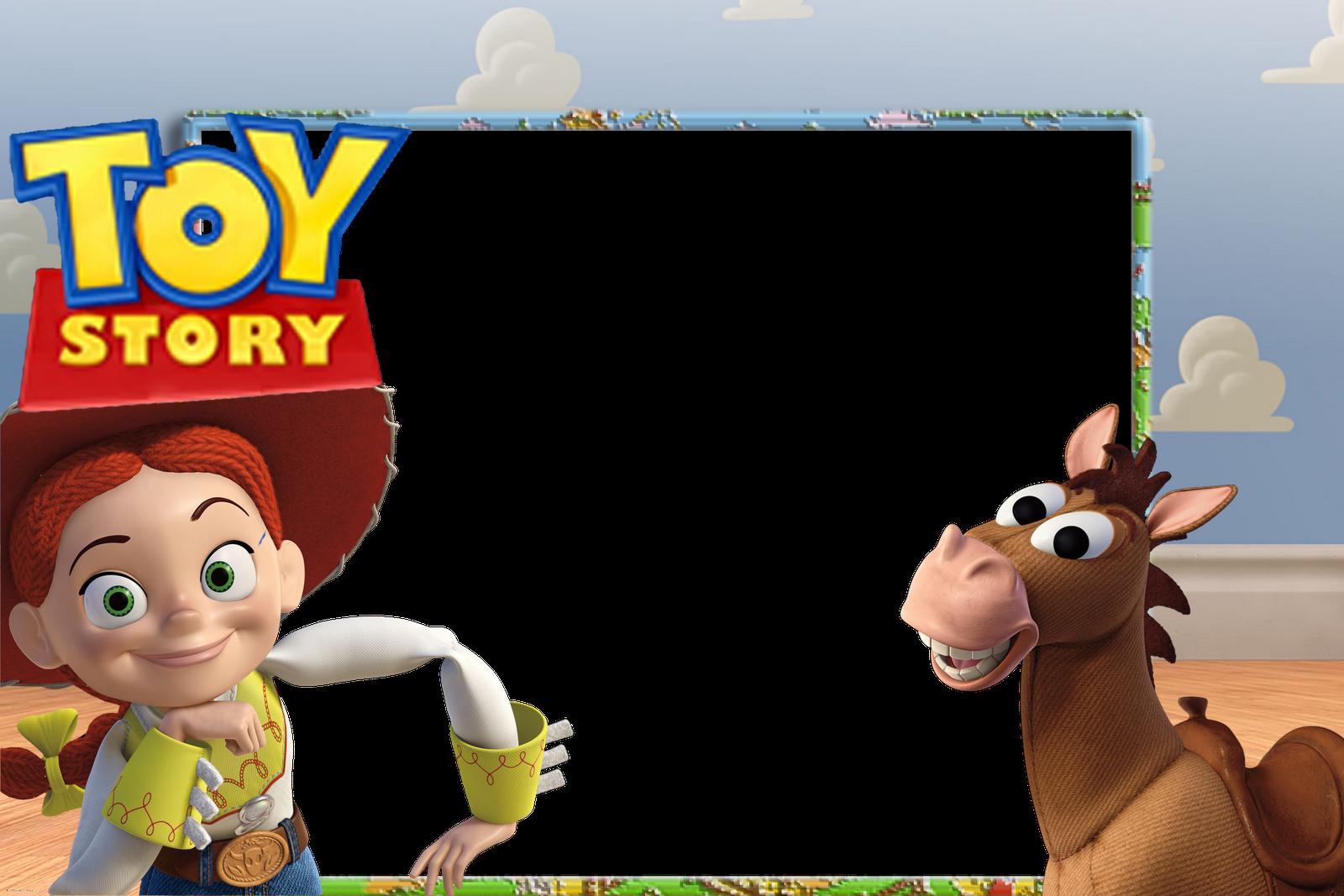 Invitaciones Para Editar De Toy Story