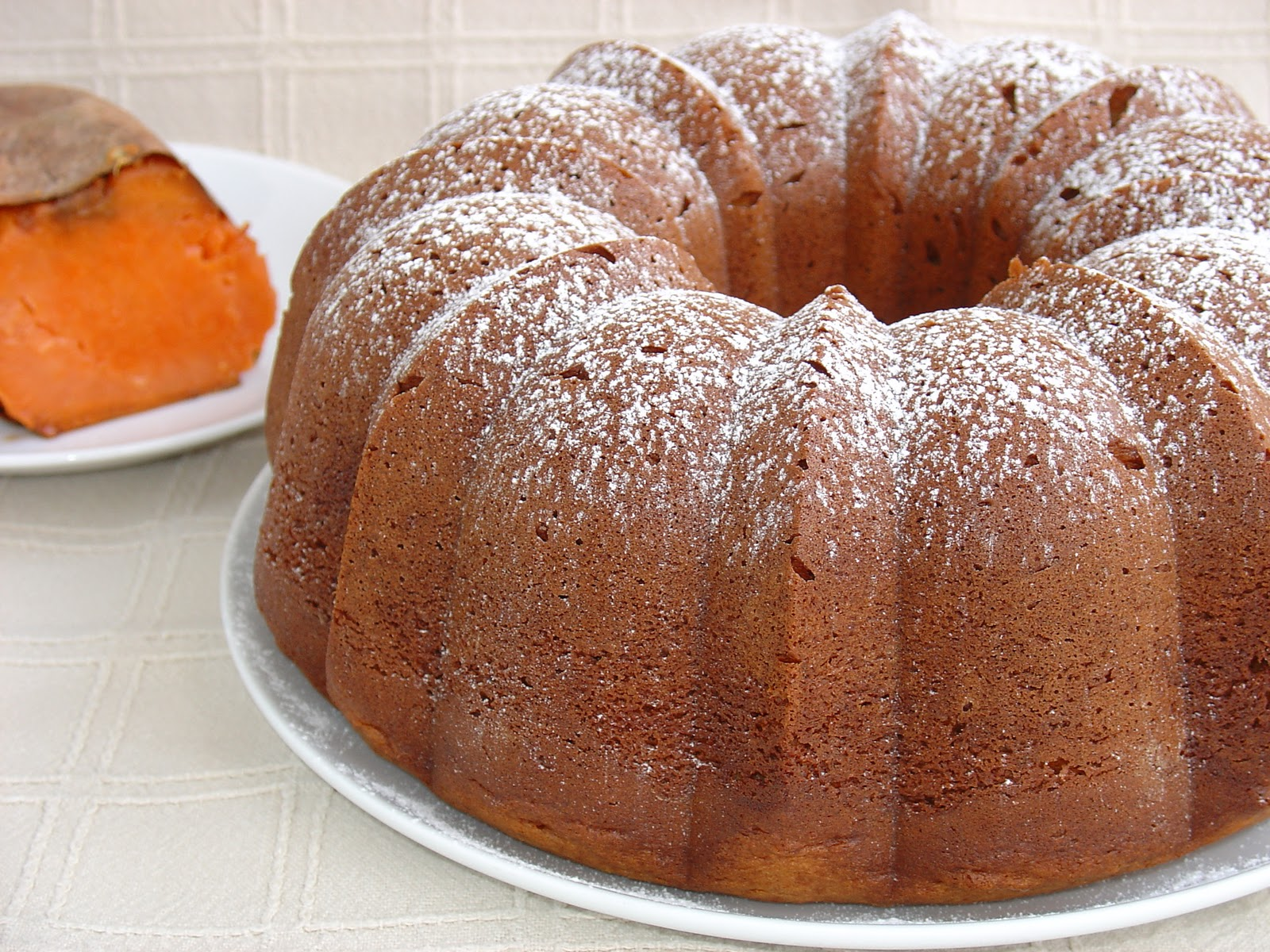 Ma Petite Boulangerie: Concurso Bundt Cake Whole Kitchen: Sweet Potato ...