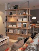 Stüdyo tipi evlerde düzen sağlamanın yolu