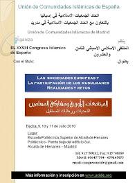 XXVIII Congreso Islámico de España