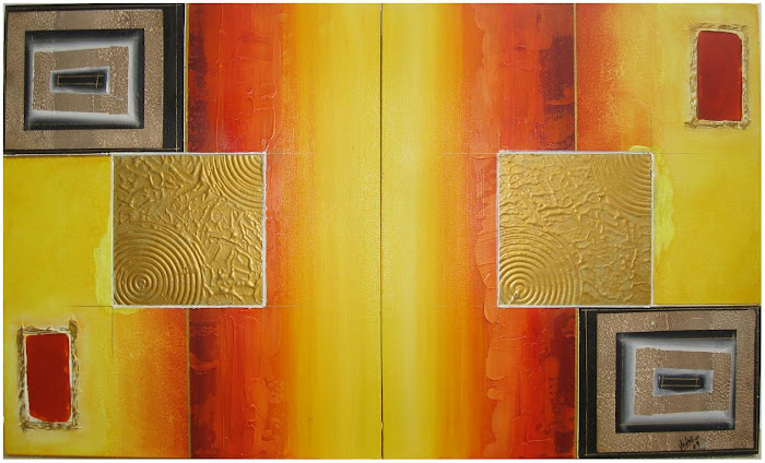 """Ouro Yellow""  (2x) = 100x4x60"