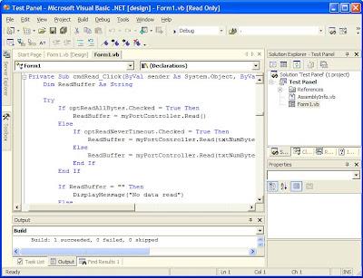 a un lenguaje de programacion visual objetos: