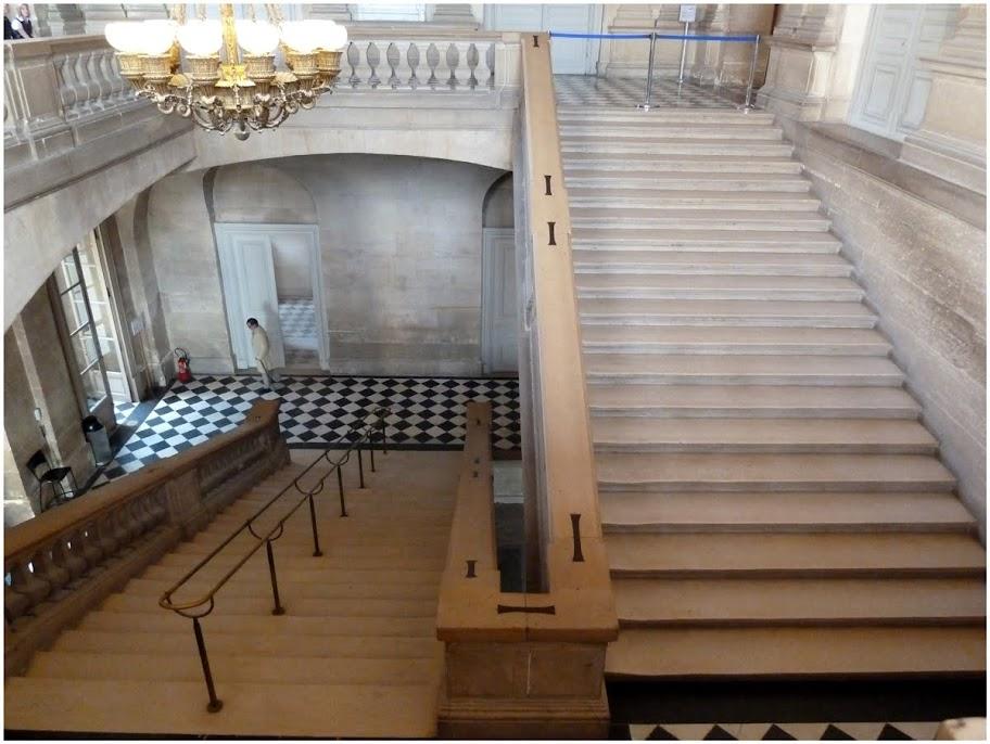 escalier des Princes_Versailles