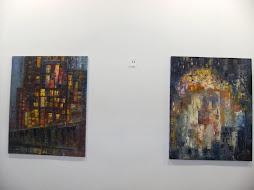 obra expuesta en Alen Klass arte