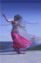 Rosa Fernandez Salanova,bailarina de danza oriental