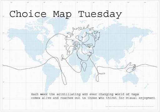Choice Map Tuesday