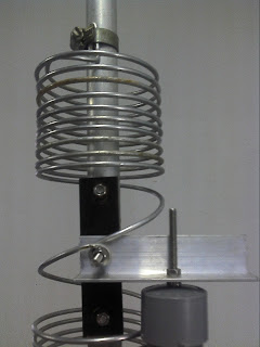 Dalbeam Antenna By 9w2dal Dv4080 Hf Vertical 40m 80m Dual