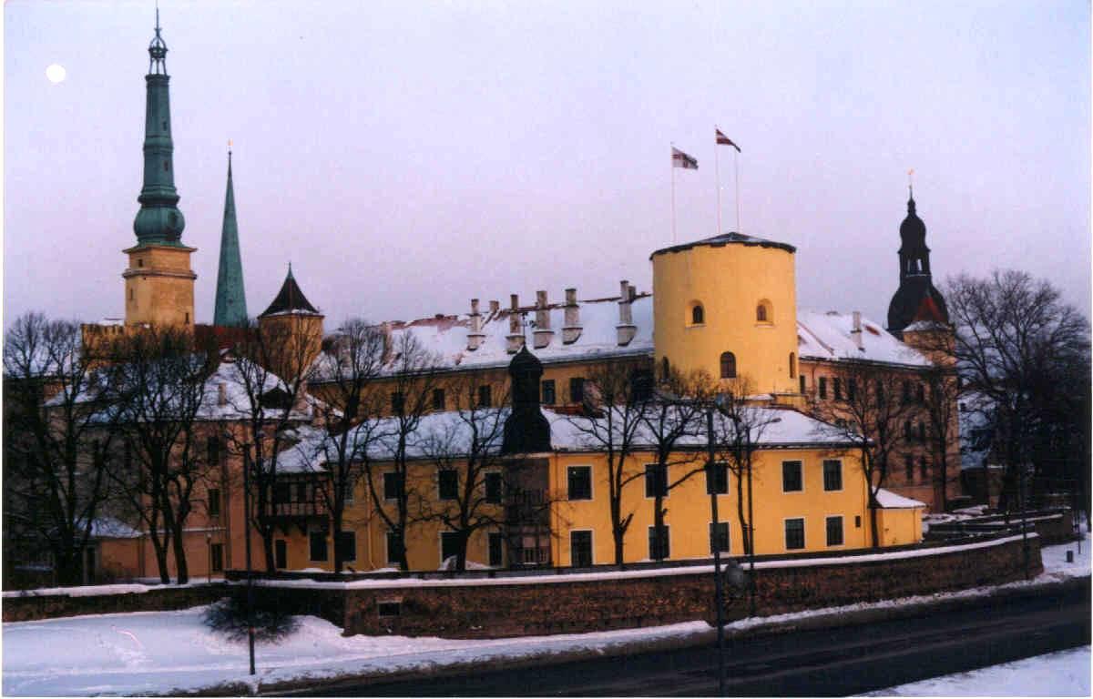 Latvia Riga Adventure Times