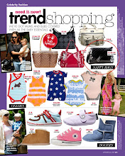 OK! Magazine Features our Baby Bag!