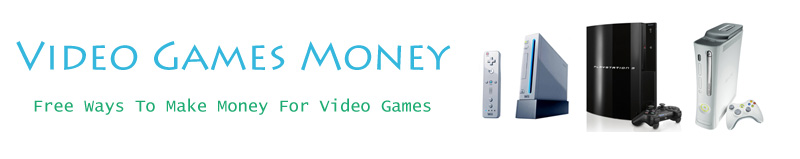 Video Games Money