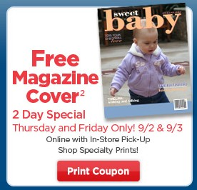 magazinecover Free Personalized Magazine Cover From Rite Aid