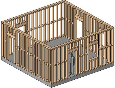 Tutorial - Wood Framing Walls (Revit Rocks!) | TheRevitKid.com ...