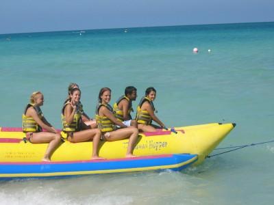 Banana Boat Rides Daytona Beach