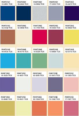 Wedding Color Inspiration For Spring Summer 2009