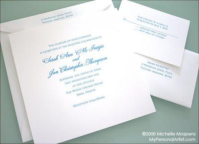 Wedding Invitation Words on Custom Invitations Studio Blog  How To Write Wedding Invitations