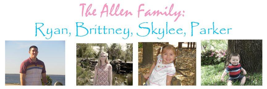 Ryan Brittney Skylee Parker