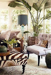 Animal Prints in Interior Design