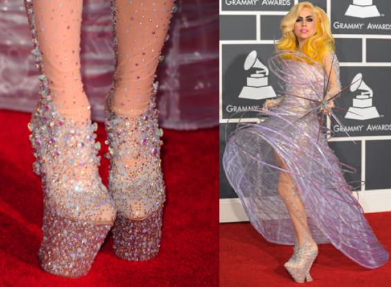 Alexander Mcqueen Shoes Lady Gaga