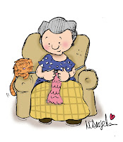 Resultado de imagen para abuelita animada