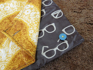Tutorial: Modern Baby Changing Pad | The Zen of Making