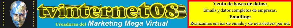 venta bases de datos emails, comprar bases de datos empresas, envios masivos emails
