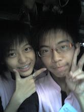 me + JunLi >_<