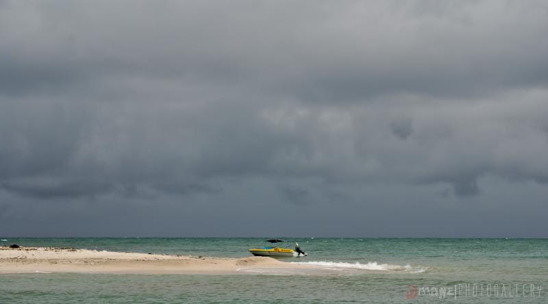Sebagian sisi lain pulau umang