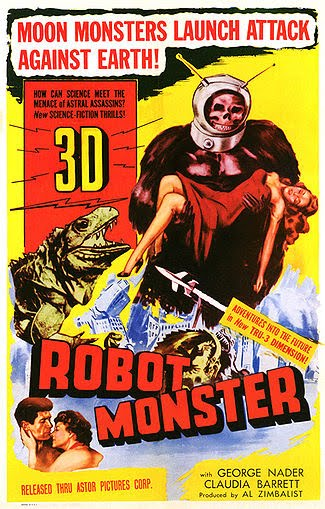 Post Thumbnail of Robot Monster (1953)