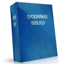 Dicionario Biblico On Line