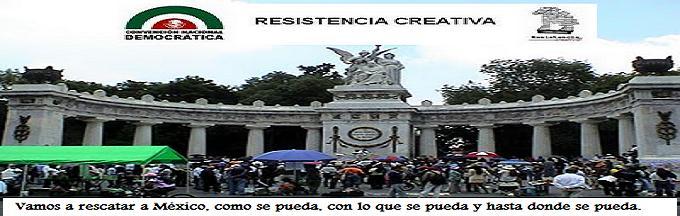 Resistencia Creativa D. F.