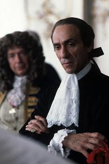Amadeus: Baron van Swieten and Salieri
