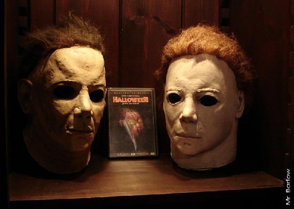 halloween michael myers. Michael Myers Mask History