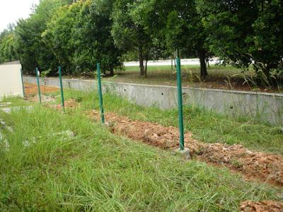 Renovate pagar batu - Shah Alam   MyReno2U