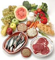 Comer sano utilizando alimentos frescos